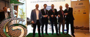FITUR 2017: La Costa Blanca acogerá en septiembre el primer torneo de golf LGTBI de la Comunitat Valenciana