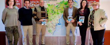 El Gobierno Provincial potencia el turismo de interior con una pionera ruta que conecta todas las comarcas del territorio a lo largo de 430 kilómetros