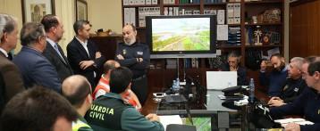 La Diputación de Alicante crea una Oficina de apoyo a los municipios afectados por el temporal de lluvias