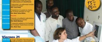 La UMH organiza las III Jornadas de Cooperación al Desarrollo en Salud