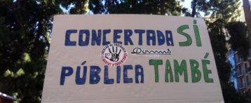 La página de change.org abierta por la plataforma #LibertadDeEnseñanza27 supera las 30.000 firmas de apoyo a las concertadas