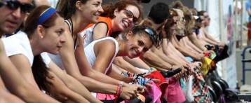 Valencia acoge el mayor evento de ciclismo indoor del mundo