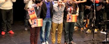 El humorista valenciano Raúl Antón gana el VI Certamen de Monólogos