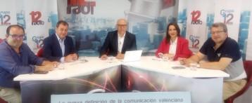 Tertulia política Radio 12 – 29 de junio de 2016