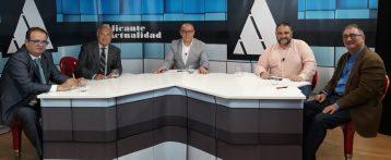 Alicante Actualidad 3 Abril 2019 – Tertulia política