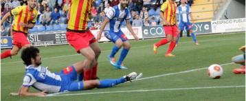 Jornada catastrófica para los equipos valencianos de Segunda División B