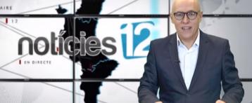 Noticias 12 – 8 de abril 2019