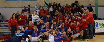El CD Agustinos de Alicante asalta la liga al vencer al CBM Elche por 24-27 en Carrús