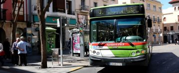 El Ayuntamiento de Elche restringe la circulaciónde autobuses por la Corredora los sábados