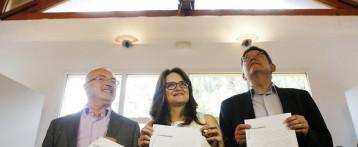 PP y C's supera a la suma de los partidos del «Acord del Botànic»