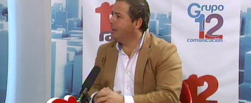 El Despertar d'or con Agustín Almodóbar