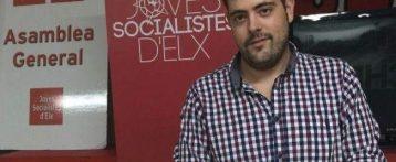 Sale en libertad provisional bajo fianza el exlíder de Jóvenes Socialistas de Elche acusado de tenencia de pornografía infantil