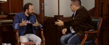 """Café con… Alfredo Navarro Benito, director de """"Sueños de sal"""""""