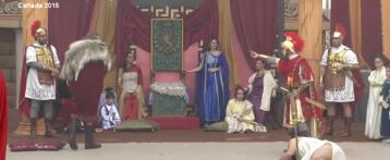 Auto Sacramental de los Reyes Magos de Cañada 2015