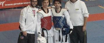 El taekwondo de L'Olleria sube al podio