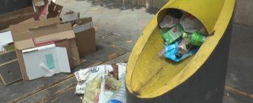 La inoperancia del tripartito provoca la acumulación de basura y la aparición de ratas en 'Nou Alacant'. El alcalde en funciones dice ahora que preparan un 'plan de choque'