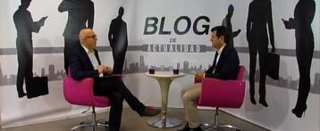 Programa BLOG de ACTUALIDAD, con José Císcar, presidente del PP provincial de Alicante