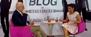 Programa BLOG de ACTUALIDAD, con Mª Carmen Sánchez, portavoz de Ciudadanos en Les Corts