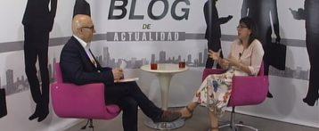 Programa BLOG de ACTUALIDAD, con Yaneth Giraldo, portavoz de Ciudadanos en Alicante