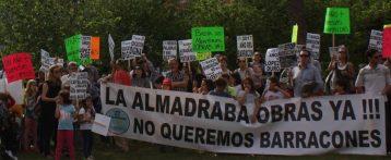 La Consellería de Educación paga más de 60.000 euros por el alquiler de barracones para dos centros de Educación Infantil de Alicante