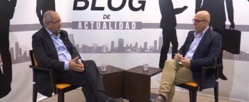 Programa BLOG DE ACTUALIDAD – 10 de julio – Entrevista con José Ramón González