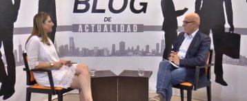 Programa BLOG DE ACTUALIDAD – 17 de julio – Entrevista con Mª Carmen de España