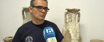 Dos monedas sitúan el naufragio del Bou Ferrer en el Mediterraneo entre los años 64 i 68
