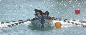 Bronce para las remeras del Club Náutico Altea en la VIII regata de la Liga SUMA