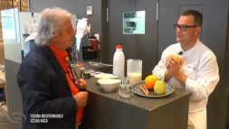 Cocina Mediterránea con arroces alicantinos – CÉSAR ANCA, Chef