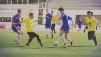 El torneo Costa Blanca Cup reúne a más de 4.000 deportistas de diferentes países en las comarcas de la Marina