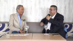 Café con… Arturo Fernández