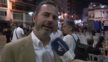 Carlos Castillo destaca en su pregón el carácter marinero del barrio del Raval Roig de Alicante