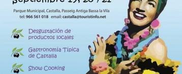 Presentada la I Muestra gastronómica Saborea Castalla