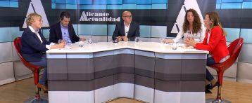 Alicante Actualidad – Debate candidatos al Consell por Alicante 23 de abril de 2019