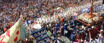 Domingo de Resurrección de Alicante – Procesión del encuentro 2017