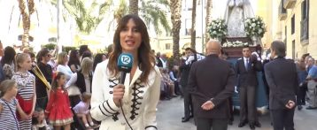 Reportaje sobre el Domingo de Ramos en Alicante 2019