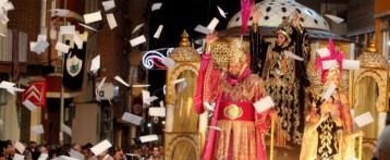 Las fiestas de Moros y Cristianos de Callosa d'en Sarrià en Festa! Carretera i Manta