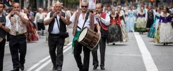 Premis de l'Entrada de Bandes i Desfilada de Comissions de Fogueres d'Alacant 2016
