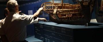 """Llega al Museo Arqueológico de Alicante la exposición """"El último viaje de la Fragata Mercedes"""""""