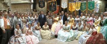 INOCENTADA DEL 28 DE DESEMBRE: ………………    En 2018 els homes podran ostentar el càrrec de Faller Major de València o Bellesa del Foc d'Alacant