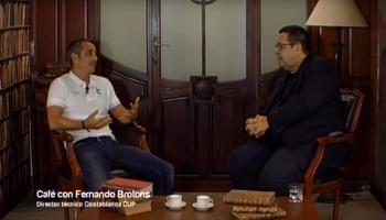 Café con… Fernando Brotons, director técnico de Costa Blanca Cup