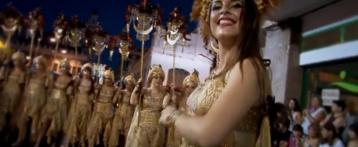 Orihuela celebra hasta el lunes sus fiestas de Moros y Cristianos, Fiestas de la Reconquista