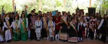 Comienzan las fiestas mayores en Almansa