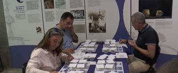 A què sap l'aigua?: Aguas de Alicante organitza una cata en què participen alumnes del Curs de Sumiller