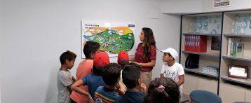 Hidraqua Santa Pola renueva su colaboración para la alimentación y mejora de las condiciones sanitarias de 30 niños saharauis