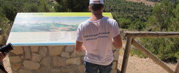 La Diputación de Alicante extiende este verano su Programa de Voluntariado Ambiental a la Marina Alta