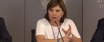 Isabel Bonig reclama para Alicante una sede única de la Agencia de Innovación y no una sede como plantea el Consell