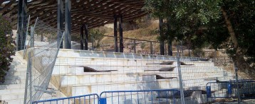 El Partido Socialista de Alicante denuncia el lamentable estado del Parque de la Ereta