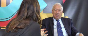 """El ex ministro García-Margallo presenta su libro """"Por una convivencia democrática"""""""