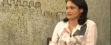 Entrevista con Luana Della Giustina